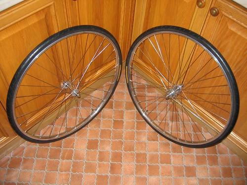 FB / Weinmann Wheelset