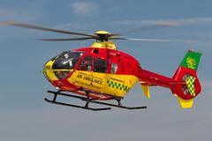 Air Ambulance G-KRNW (John Ambler) Tags: st hospital john photographer aviation air hampshire ambulance helicopter photographs newport marys blade isle 56 wight rotor ambler helimed gkrnw johnambler helimed56