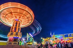 Fair @Night (jennifer.stahn) Tags: carnival light night nikon jennifer roundabout carousel fair ruhrgebiet kirmes rummel jahrmarkt ruhrpott karussel rummelplatz stahn d7000