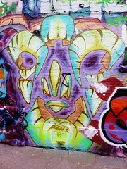 Solid / Werregarenstraatje - 24 juni 2015 (Ferdinand 'Ferre' Feys) Tags: gent ghent gand belgium belgique belgië streetart artdelarue graffitiart graffiti graff urbanart solid urbanarte arteurbano ferdinandfeys
