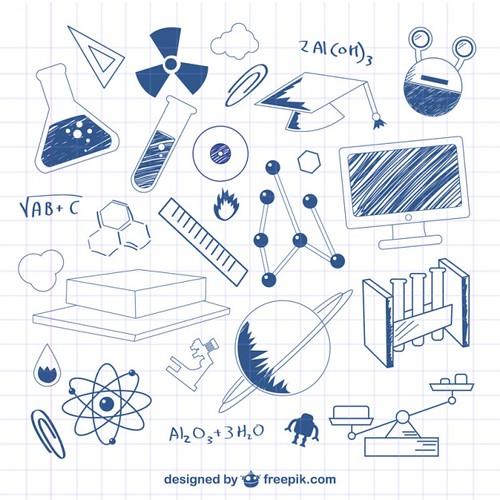 adobe illustrator science poster template