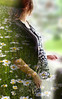 Fulfilled (margotd2) Tags: daisies hope joy pregnant expectant expecting fulfilled