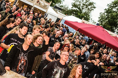 "Dokkem Open Air 2015 - 10th Anniversary  - Friday-167 • <a style=""font-size:0.8em;"" href=""http://www.flickr.com/photos/62101939@N08/19066757411/"" target=""_blank"">View on Flickr</a>"