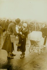 John Thek Says Goodbye to His Family, 23 February 1927 (Marine Corps Archives & Special Collections) Tags: marine corps marines