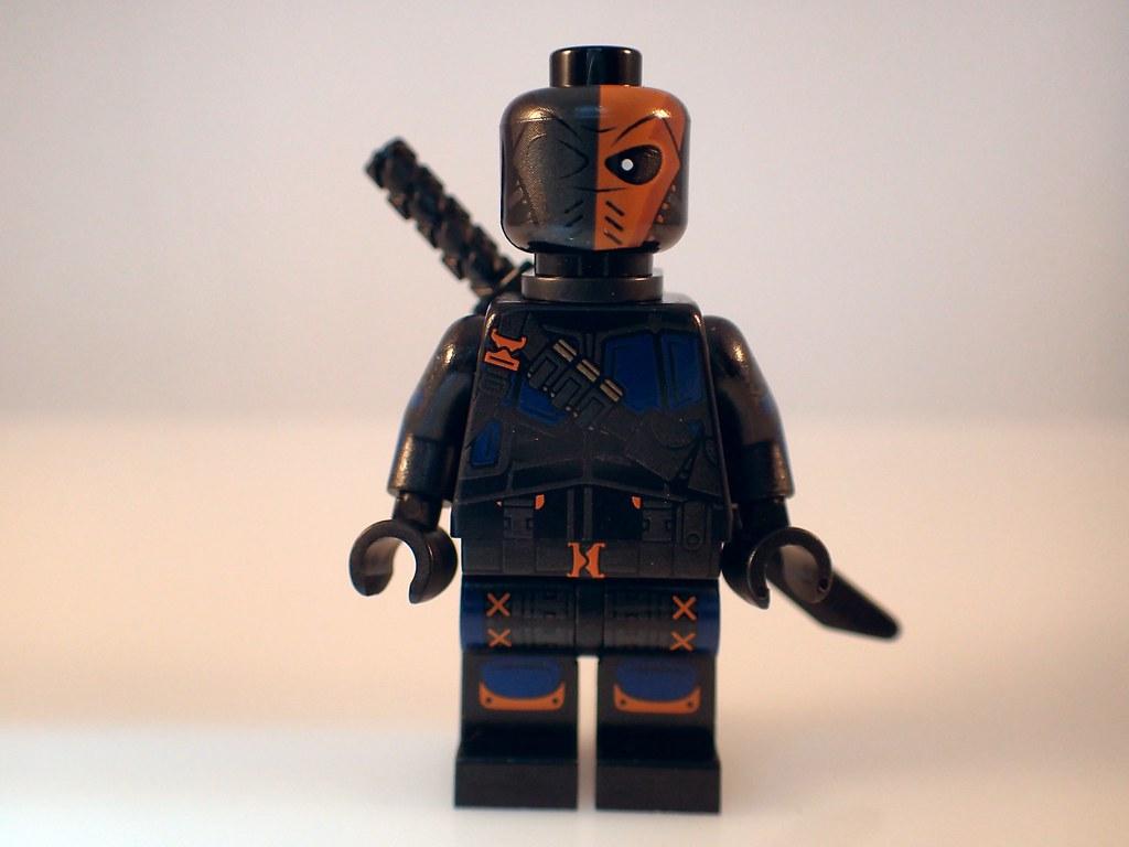 deathstroke lego-#47