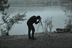 In Madawaska (Sylvie Poitevin Photography) Tags: lake ontario logcabin madawaska