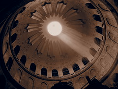 Church of The holy Sepulchre!