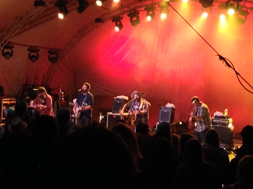 Trampled By Turtles August 19, 2014
