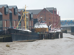 Shipping - Trawler [Arctic Corsair] 150620 Hull (maljoe) Tags: ship ships hull shipping trawler