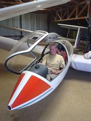 Cedrics glider plane