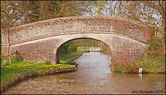Bridge 18. Starkey's Bridge. Llangollen Canal. (john.richards1) Tags: bridge water boats boat canal no canals 18 narrow llangollen starkeys
