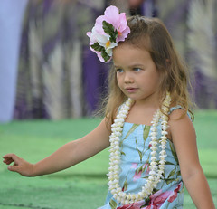 Young Hula Dancer (swong95765) Tags: hula dance dancer show girl young pikakelei performance cute