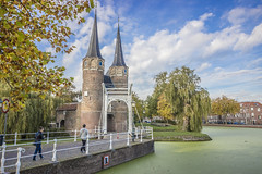 IMG_1082 (digitalarch) Tags: 네덜란드 델프트 netherlands delft east gate de oostpoort 동문