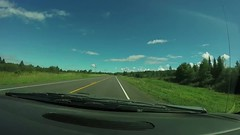 Driving to Bayfield (BenG94) Tags: gopro northwoods wisconsin bayfield driving timelapse