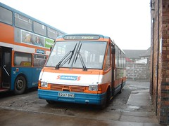 Strathtay - 214 - E207BNS - Traction-Group20050344 (Rapidsnap (Gary Mitchelhill)) Tags: strathtay strathtaybuses forfar buses greyday gloomy scotchmist