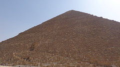 The Pyramids of Giza (Rckr88) Tags: the pyramids giza thepyramidsofgiza cairo egypt africa travel travelling pyramidsanddesert pyramid ancient ancientegypt relic relics sky sun sunshine