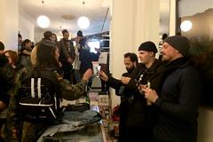 EastpakxInan (domit) Tags: berlin germany seek eastpak inan product launch jon jonathan