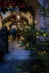 on my way.... (Harry Pammer) Tags: salzburg austria christmas lights lichter weihnachten