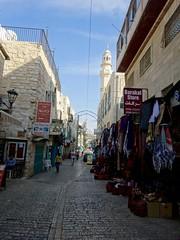 Oude stad van Bethlehem