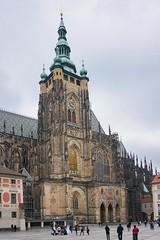 Praha - Prague . Praga (Txulalai) Tags: praha prague praga republicacheca chequia catedral cathedral iglesia church monumento travel sonya6000 sonyilce6000 sony sonyalpha6000