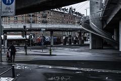 """Cargo in the city"" (nelly_tran_photography) Tags: zürich escher wyss platz streetfotografie photography nikon"
