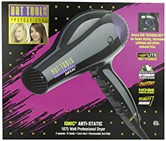 Hot Tools Professional 1035 1875 Watt Direct Ion FastDry Anti-Static Hair Dryer (goodies2get2) Tags: 25to50 amazoncom bestsellers hottools