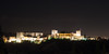 Alhambra Night (Oliver J Davis Photography (ollygringo)) Tags: alhambra night castle fortress fort fortification granada spain palace heritage worldheritage unescoworldheritagesite unesco travel history andalusia andalucia alandalus andalus europe nikon d90 illuminated lights walls defences moorish medieval miradordesannicolas sky tower keep