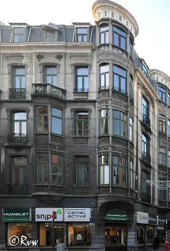 Liège -- Rue de l'Etuve 2 & Rue de la Cathédrale 63
