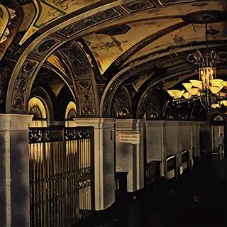 Los Angeles California ~ Millennium Biltmore Hotel ~  Entrance To Ballrooms