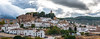 Castle on the hill, Antequera Spain (Simon van Ooijen) Tags: antequera panorama ooijen nikon d90 hills city town andalusia andalucia heuvels clouds