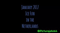 2017: Ice Fun in the Netherlands (PictureJohn64) Tags: 2017 sport picturejohn64 oostvaardersplassen plezier fun netherlands flevoland skating cold koud schaatsen almere winter ice ijs