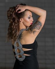 20170115-37-Edit (Toisto) Tags: women photoshoot dress glamour shadow nikon nikkor beautiful tattoo girl model people portrait face cute eyes hair young