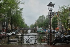 Photos from Amsterdam #Amsterdam #canals #boats #bikes #water (cliffordhwatson) Tags: water amsterdam boats bikes canals