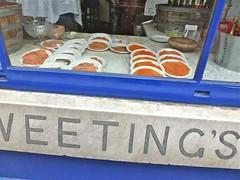 "P1110656 Sweetings - an ""old hand"" (londonconstant) Tags: shop retail architecture shopwindow trade cityoflondon thesquaremile londonconstant costilondra promenadesstreetscapes"