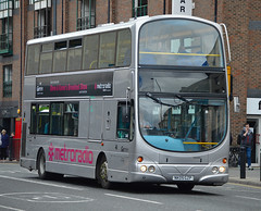 Go North East 3942 NK05GZP (Cobalt271) Tags: eclipse volvo gne wright gemini b7tl 3942 nk05gzp