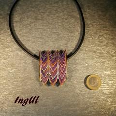 Benzon3 (Ingul-design) Tags: unique jewelry polymerclay fimo schmuck kato premo ketten unikat unikatschmuck ingul inguldesign ingulschmuckdesign