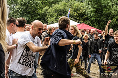 """Dokkem Open Air 2015 - 10th Anniversary  - Friday-74 • <a style=""""font-size:0.8em;"""" href=""""http://www.flickr.com/photos/62101939@N08/18875925018/"""" target=""""_blank"""">View on Flickr</a>"""