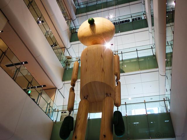 Giant Marionette