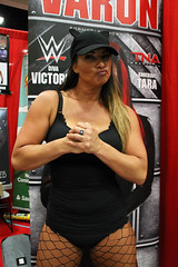 IMG_0392 (willdleeesq) Tags: wrestling victoria wrestler comiccon wrestlers wwe sdcc prowrestling nxt sandiegocomiccon lisamarievaron comiccon2015 sdcc2015 sandiegocomiccon2015