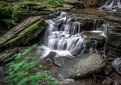 flushed away (Da_Hmc) Tags: photography waterfall long exposure wasserfall pennsylvania sony grand canyon henry alpha ilc 6000 schneider langzeitbelichtung a6000