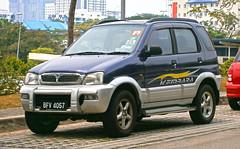2000 Perodua Kembara 1.3 GX/EZ 5-door SUV (Aero7MY) Tags: road car 2000 mini off malaysia vehicle ez suv 13 perodua kembara 5door cyberjaya gx terios 13l