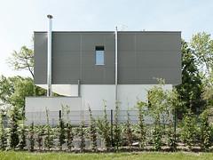 Особняк с террасой на крыше по проекту BoosArchitekten