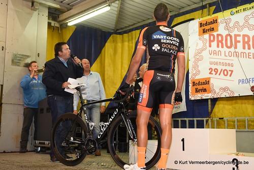 Kevin Hulsmans fiets aan de haak (4)