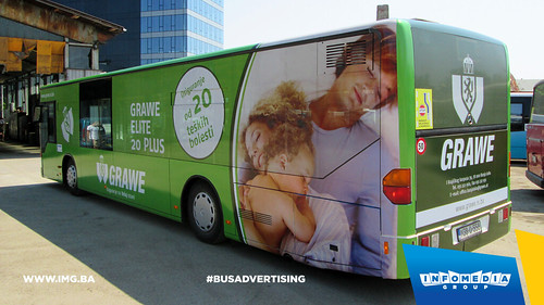 Info Media Group - Grawe osiguranje, BUS Outdoor Advertising, Banja Luka 07-2015 (3)