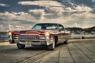 Cadillac Coupe deVille 1968