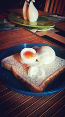 #weekend #breakfast #goldeneggs (knightinz) Tags: breakfast weekend goldeneggs
