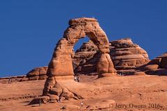 8574 (JerrysPhotographs) Tags: arch archesnationalpark delicatearch nature scenic utah