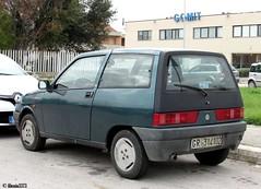 1993 Autobianchi Y 10 Fire 1.1 i.e. (Alessio3373) Tags: autobianchi y10 autobianchiy10 y10fire11ie autobianchiy10fire11ie oldcars autoshite youngtimers