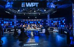 WPT TV Final Table Set (World Poker Tour) Tags: worldpokertour wpt maintour wptfivediamondworldpokerclassic season20162017 bellagioresortcasino lasvegas nv usa