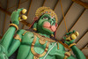 Colourful. (yeahwotever) Tags: madampe northwesternprovince srilanka lk temple colour green monkey god lavish millionaire